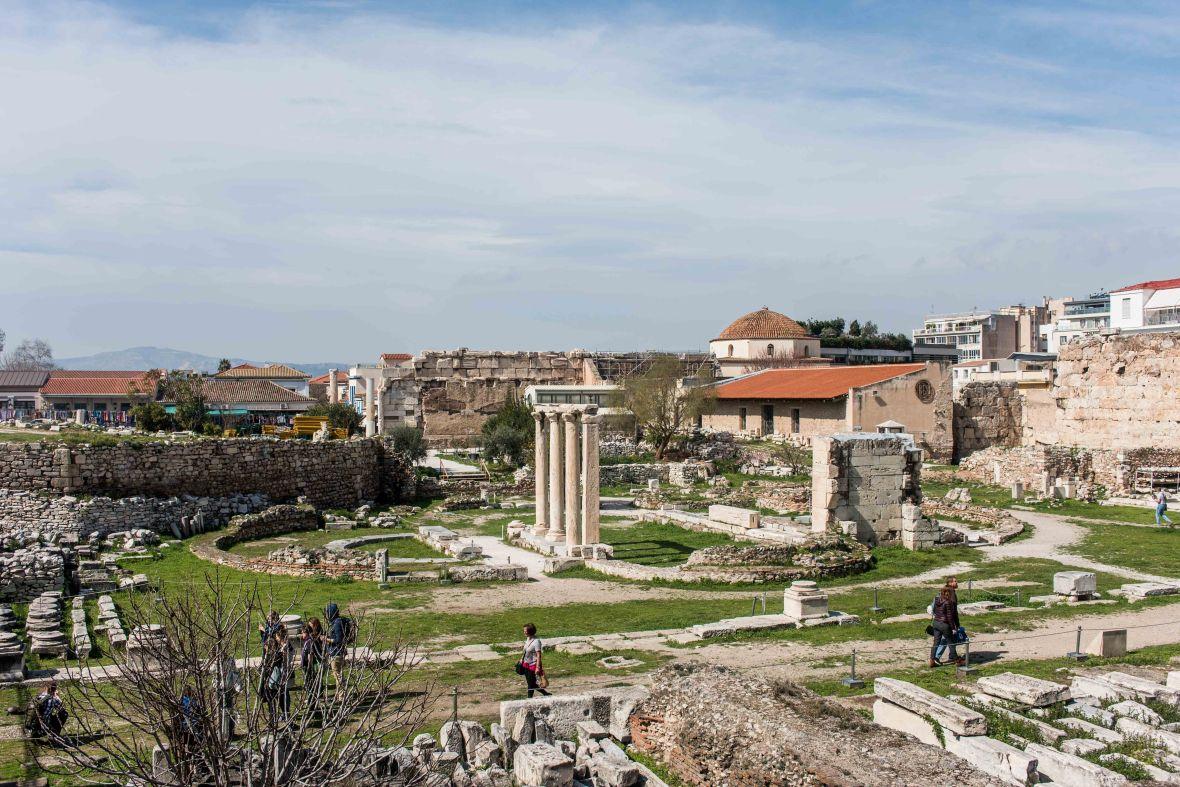 Touring Athens-11