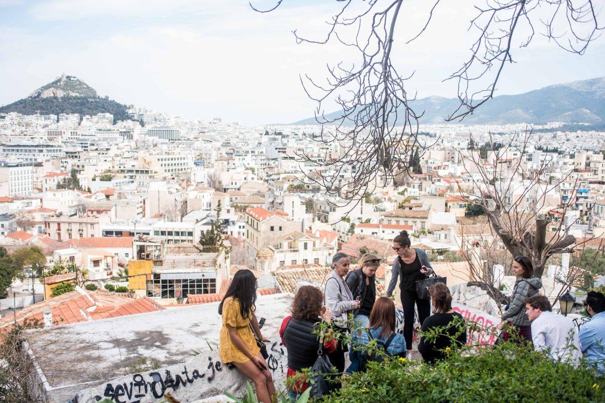 Touring Athens-14