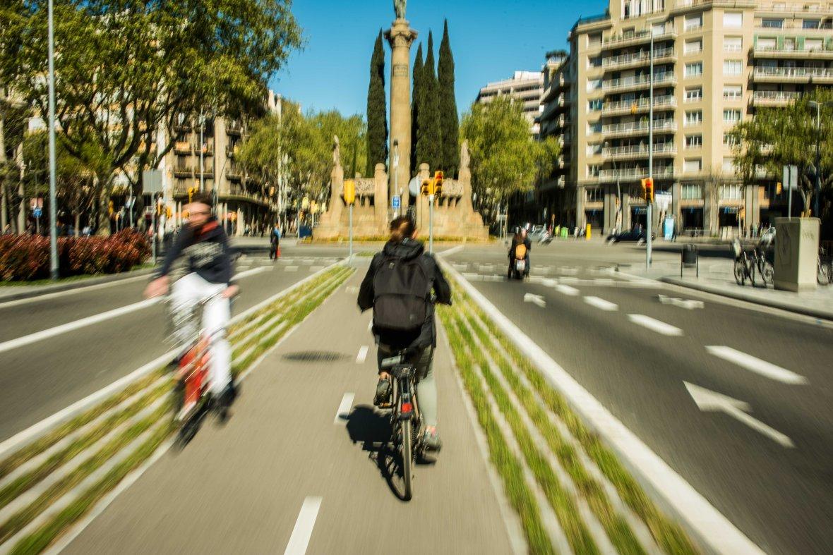 Bikes in Barca-8
