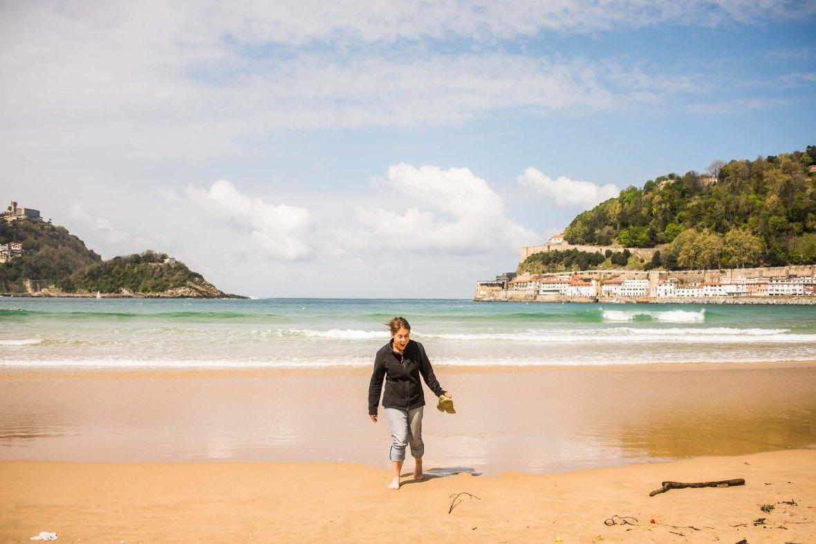 Sandcastles in San Sebastian-8