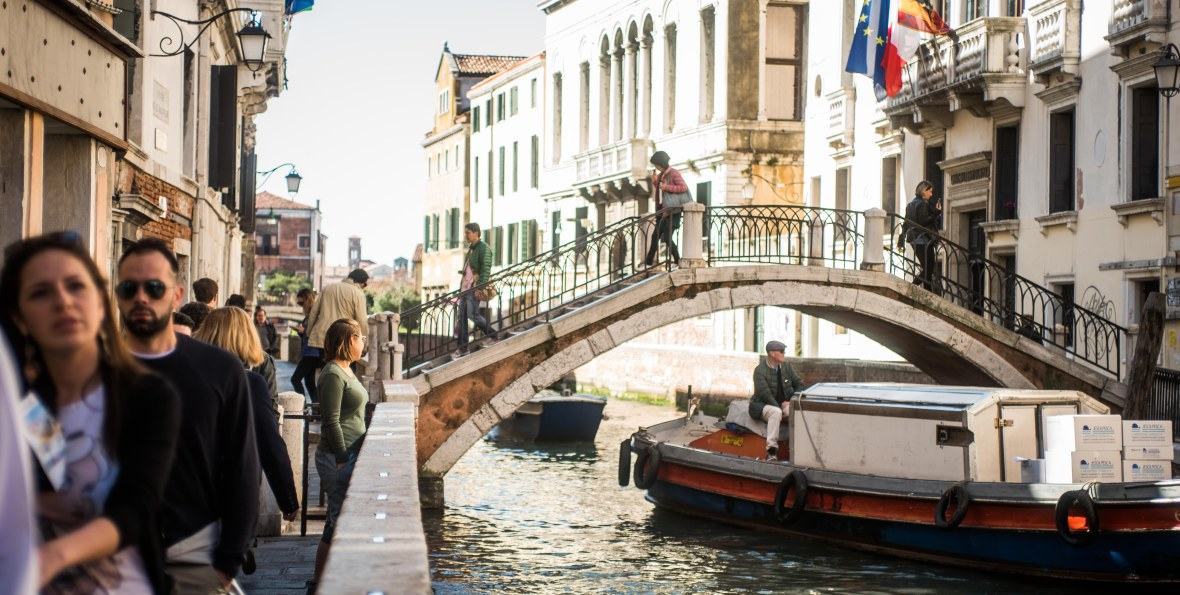Venice Day 1-4
